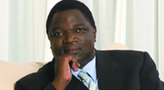 Former Board Chair Tendai Savanhu