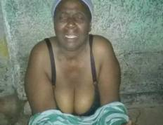 Ellen Khayiya Mpofu who was caught trespassing while half naked at a Mpopoma house