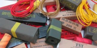Two Zimbos arrested on explosives charges in SA