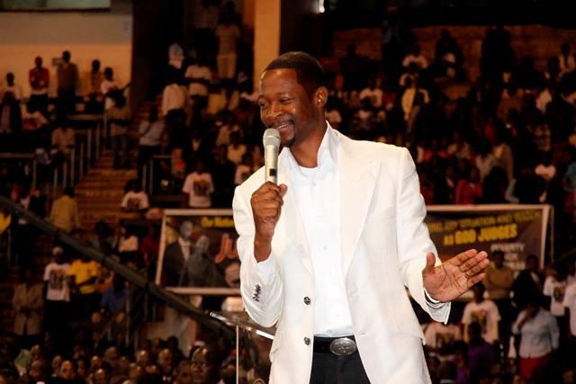 Prophet Makandiwa rocks Harare
