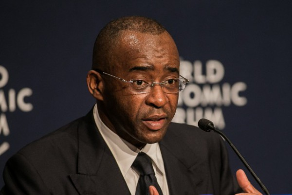 Strive Masiyiwa, Member, Africa Progress Panel, and Founder, Econet Wirelessat the World Economic Forum on Africa 2013.