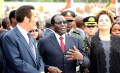 Khama maintains SADC boycott over flawed Zim polls