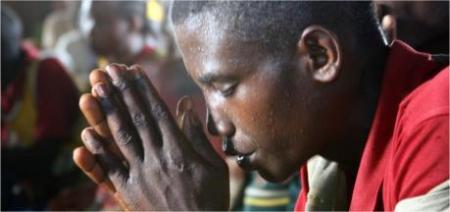 african_praying