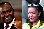 Grace wants Gono to succeed Mugabe