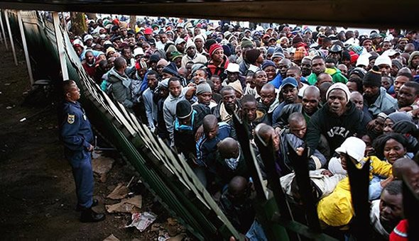 Zim nationals 'worst affected' by changing SA immigration laws