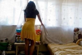 Prostitutes seek heavenly intervention