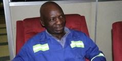 THE leader of Johanne Marange (Simon Branch), Clement Momberume