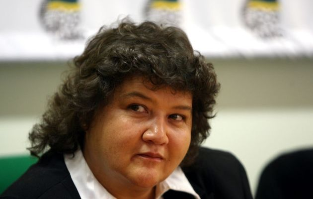 Lynne Brown becomes Public Enterprises minister in a Cabinet that also includes South Africa's first black Minister of Finance.