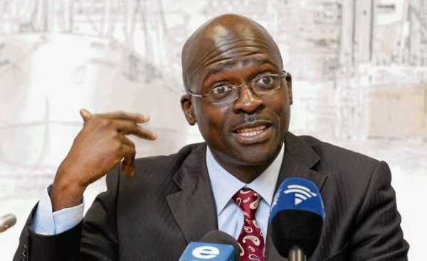 Minister of Home Affairs Malusi Gigaba