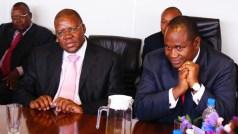 Strange Bedfellows: Tendai Biti and Gideon Gono