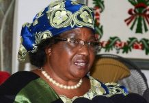 Ms Banda said the vote had been marred by allegations of fraud