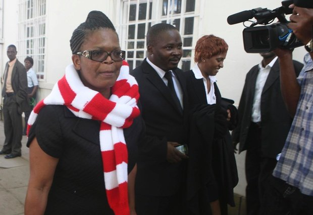 Prominent lawyer Beatrice Mtetwa being threatened by top CIO Kizito Gweshe