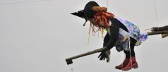 'Witch' mysteriously flies into Bulawayo house