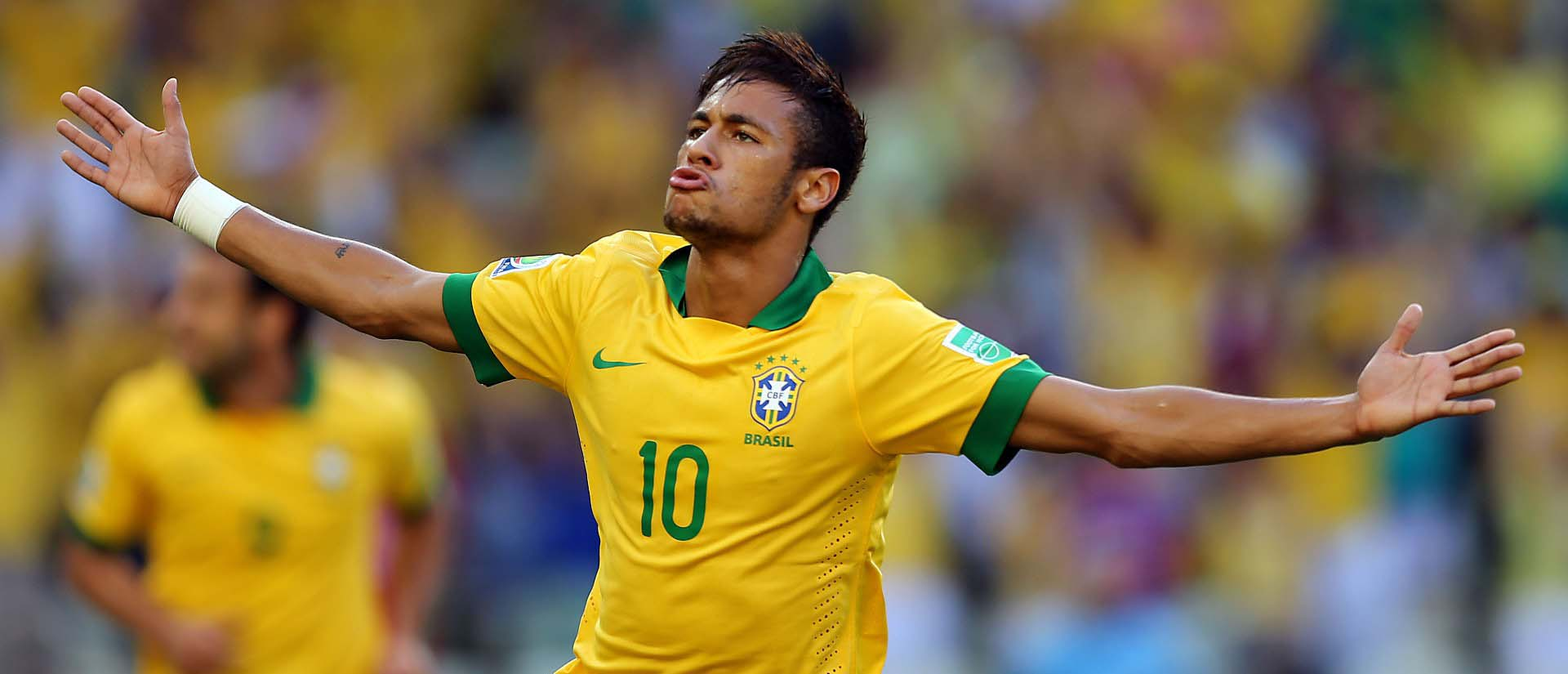 Neymar double gives jittery Brazil winning start  Nehanda Radio
