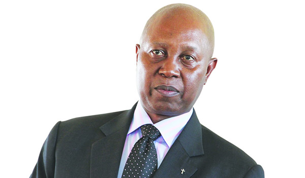Gershom Pasi, the Zimra Commissioner General