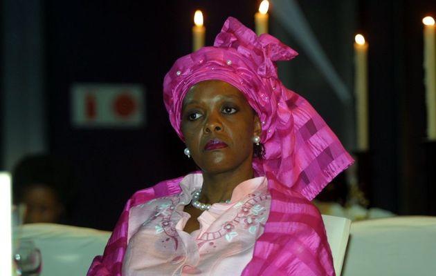 Behead Rapists: Grace Mugabe