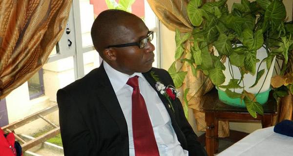 Jacob Ngarivhume