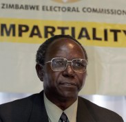 Zec Chief Elections Officer, Lovemore Sekeramayi