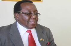 Zanu PF chairman Simon Khaya-Moyo