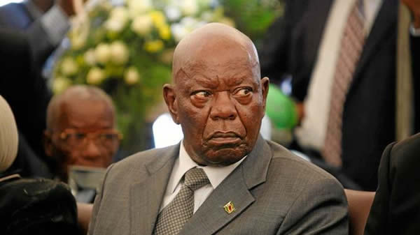 Mutasa speaks out on Grace Mugabe