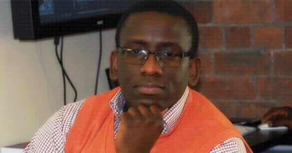 Sunday Mail editor Edmund Kudzayi