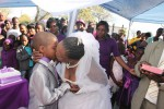 South African schoolboy aged NINE marries 62-year-old woman - for second time