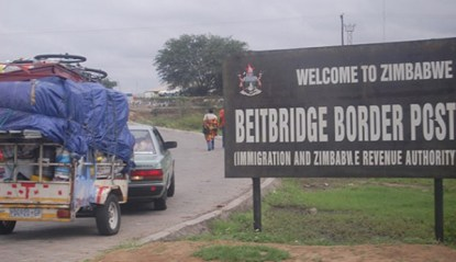 Queues swell at Beitbridge border