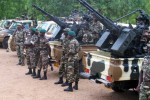 Cameroon stepped up its border security in the wake of Boko Haram's kidnapping of over 200 Nigerian schoolgirls in April