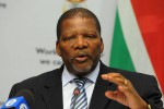 Rural Development and Land Reform Minister Gugile Nkwinti