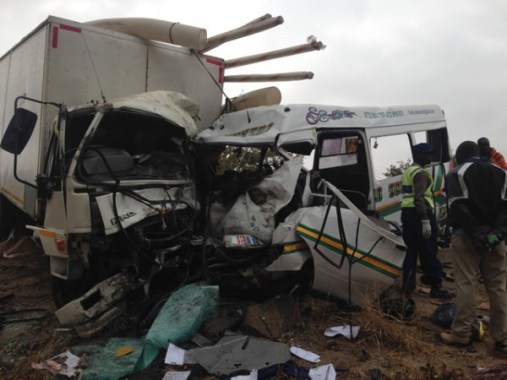Beitbridge-Masvingo road accident claims 15