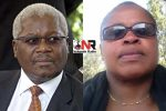 The fight is still on: Local Government Minister Ignatius Chombo and ex-wife Marian Mhloyi