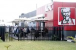 KFC reopened in Zimbabwe. The first outlet was unveiled along 2nd Street Extension in Belgravia. Pic Annie Mpalume