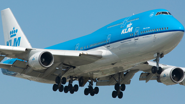 KLM suspends flights to Zimbabwe