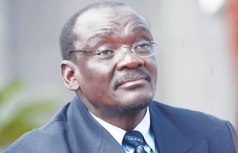 Home Affairs Minister Kembo Mohadi