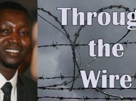 Lance Guma: Through the Wire
