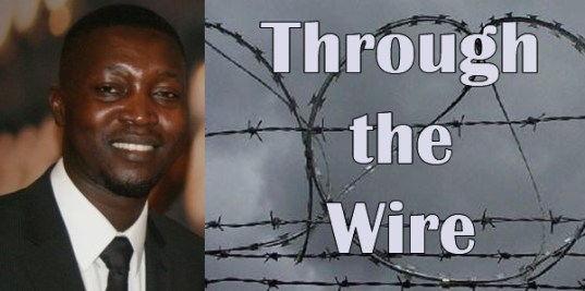Lance Guma: Through the Wire
