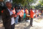 MDC Renewal Team in Mutare over the weekend