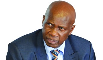Finance and Economic Development minister Patrick Chinamasa
