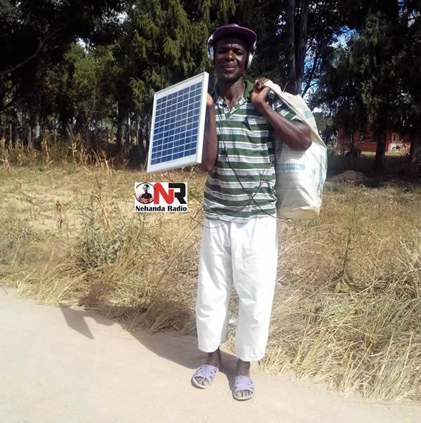 Zvirikufaya ne solar radio: #NehandaCitizenReports