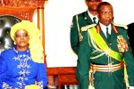 Grace Mugabe seen here in Parliament