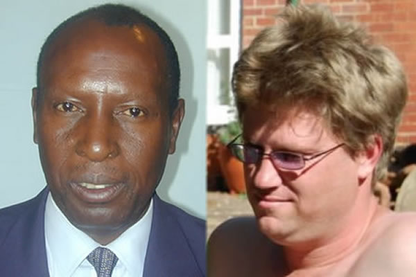 Samuel Undenge and Joshua Sacco are two of the Zanu PF officials who encouraged settlers and then failed to keep promises made ahead of the elections