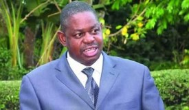 Paul Mangwana: Zimbabwe Artisanal Miners and Small Scale Council board member