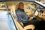 Colourful businessman Phillip Chiyangwa
