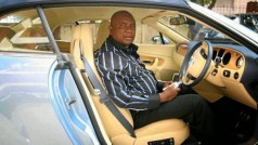 Colourful businessman Phillip Chiyangwa