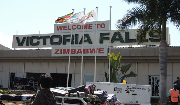 Victoria Falls Airport (File Picture)