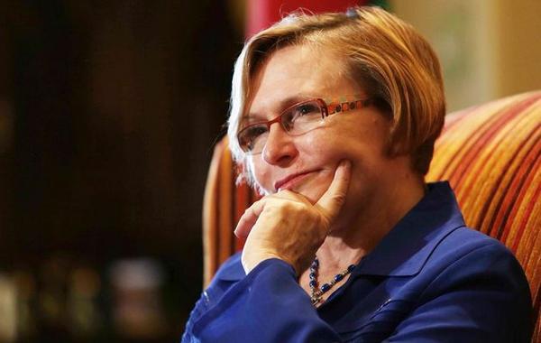 Democratic Alliance leader Helen Zille. File photo Image by: Esa Alexander