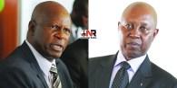 Finance Minister Patrick Chinamasa and Zimbabwe Revenue Authority chief Gershem Pasi