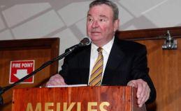 John Moxon, the Meikles chairman