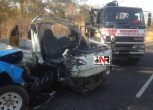 One person killed in accident near Kadoma (Pictures by Nehanda Citizen Reporter)