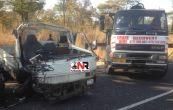 File picture of accident near Kadoma (Picture by Nehanda Citizen Reporter)